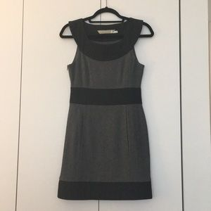 Brooklyn Industries grey shift dress